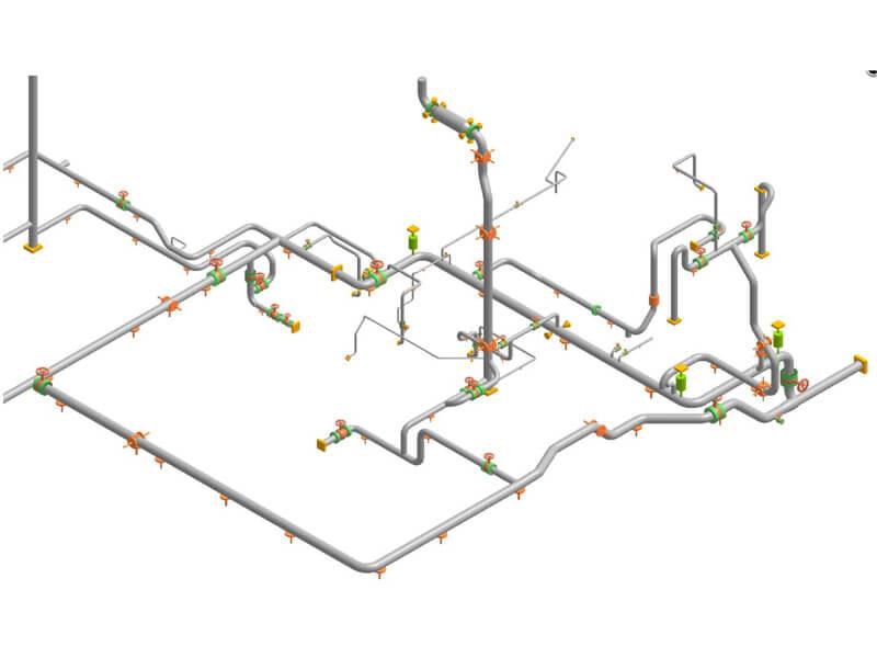 Advance Pipe Stress Engineering